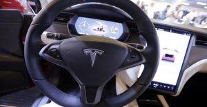 Tesla: Nouvelle Fonctionnalité vous permet de Chaos et de Collisions