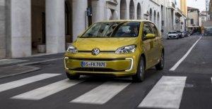 VW E-Up dans le Test: moins Cher et avec plus de Portée