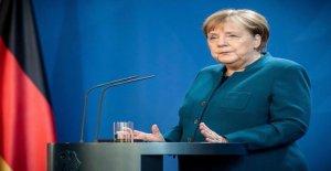 Merkel sur l'Assouplissement de Ausgangsbeschränkungen: pour Le Moment, c'est pas le Moment