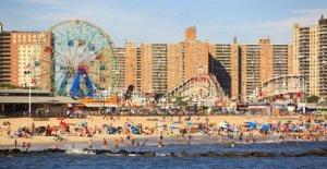 Pêcheur attrape étrange créature hors de Coney Island: Ce que l'enfer est-ce?'