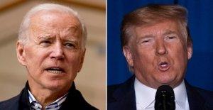Trump dit qu'il serait absolument avoir un appel avec Biden pour discuter de coronavirus de la stratégie de réponse