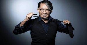 Designlegende: Kenzo Takada ne connaît pas de Retraite