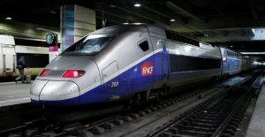 La France évacue coronavirus frappés par les patients à bord haut débit médical train de 'Européen'